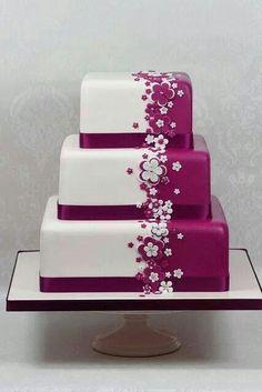 torta decorata facile e di grande effetto