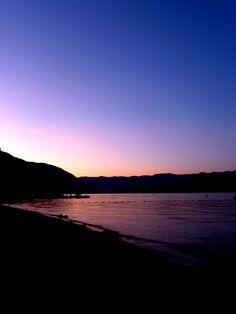 Lake Chelan!(: Home.<3