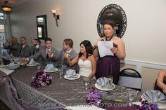 Wedding Venues, Heatherwoode Golf Club, Reception, Toast, Childers Photography