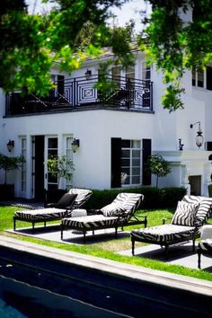 terrace rails