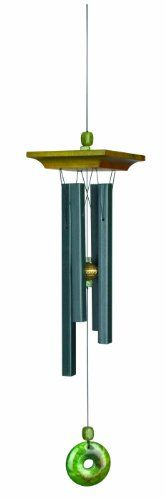 Chimes  Woodstock Jade Chime- Eastern Energies Collection Outdoor Décor <3 This is an Amazon Associate's Pin. Details on product can be viewed on the website by clicking the VISIT button.