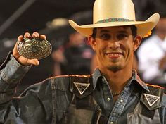 JB Mauney - Another one of my favorite bull riders