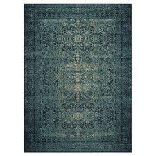 Indigo/Blue Area Rug