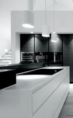 42 Modern Contemporary Kitchen Ideas