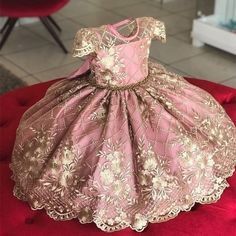 Gowns For Girls, Wedding Dresses For Girls, Formal Dresses For Weddings, Girls Dresses, Dress Wedding, Party Wedding, Party Gown Dress, Ball Gown Dresses, Party Gowns