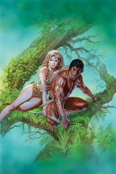 Alex Ross - Tarzan, Lord of Jungle                                                                                                                                                                                 Mais
