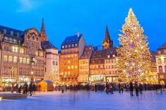Strasbourg Christmas - France