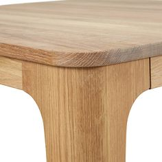 Buy Ebbe Gehl for John Lewis Mira Seater Extending Dining Table, Oak from our Dining Tables range at John Lewis & Partners. Dining Table Online, Dinning Table, Extendable Dining Table, Dining Room, White Extending Dining Table, Scandi Style, Cabinet Makers, White Oak, Solid Oak