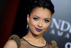Kat Graham. She is so beautiful