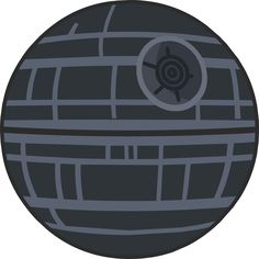 death star drawing outline - use this with paper lanterns for a few hanging decorations