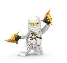 lego nijago zane png 2 by on DeviantArt Lego Ninjago Cake, Ninjago Party, Lego Minifigure, Minion Birthday, Boy Birthday, Birthday Ideas, Lego Tattoo, Tractor Coloring Pages, Ninjago Spinjitzu