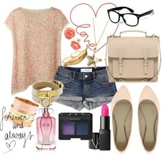 """""""Love Casual"""" by lychmacalincag on Polyvore"""