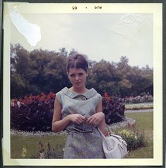 Street style photo from 1965 | mi madre en 1967 (3) | Flickr - Photo Sharing!