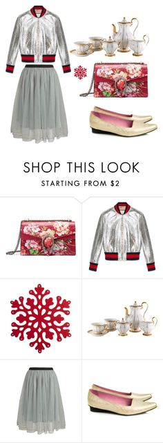 """""""Little China"""" by fashionmaven-208 ❤ liked on Polyvore featuring Gucci and Relaxfeel"""