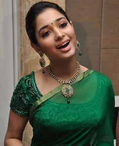 Tamanna Cute and Hot: Tamanna in green saree Indian Actress Hot Pics, Actress Photos, Indian Beauty Saree, Indian Sarees, Hot Actresses, Indian Actresses, Dressing Sense, Green Saree, Bollywood Actress Hot