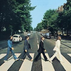 "Take a walk down ""Abbey Road"" with The Beatles (buy at y-fimusic.com)"