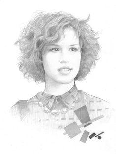 GENERATION X (Molly Ringwald) •SYLVIA PRADA