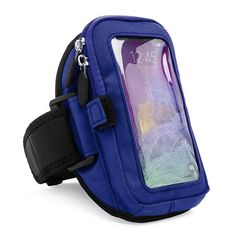 VG Zippered Hardcore Workout Armband for Huewei Google Nexus 6P, Blue. Zippered layer pouch provides absolute protection ensuring your phone will never fall out. Smart pocket included inside allowing you to store keys, id, credit cards, or cash. Velcro elastic loop holds and stores earphones for personal use whenever required on the outside. Safety Strap secures phone in place while working out keeping you phone in arm's reach. Two adjustable workout straps allow the armband to fit all…