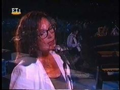 Μanos Xatjidakis and Nana Mouschouri at Kasterllorizo 1991 Us Seal, Nana Mouskouri, Greek Music, Happy Moments, Her Music, Dame, Greece, Singing, Scenery