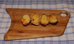 Tsajut: Parmesaaniuuniperunat