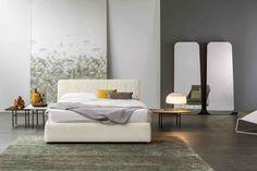 TRUE Single bed by Bonaldo