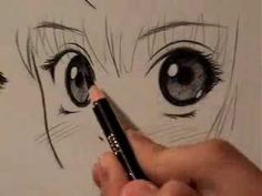 How to Draw Manga Eyes, 4 Different Ways