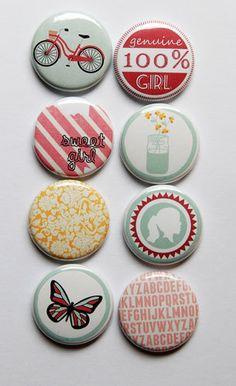 Say What Badges Pinterest