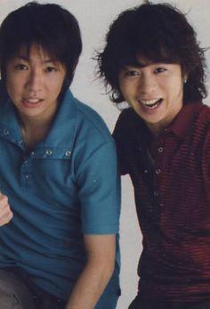Aiba-chan×Sho ~early days