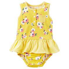 Carters Baby Girls' Floral Skirt Romper (3 Months, Yellow... https://www.amazon.com/dp/B06XH28TYC/ref=cm_sw_r_pi_dp_U_x_Z2GKAb1M9AM30