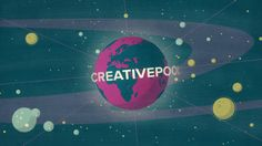 Creativepool Intro Video. Motion Graphics, Illustration and Animation