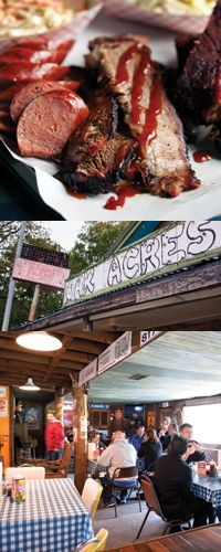 Billy's Oak Acres BBQ | Fort Worth.  #3 on the Best Banana Pudding List