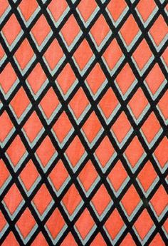 Nice pattern.