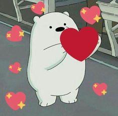 21 Ideas memes heart bear for 2019 Cute Panda Wallpaper, Bear Wallpaper, Disney Wallpaper, Iphone Wallpaper, We Bare Bears Wallpapers, Panda Wallpapers, Cute Cartoon Wallpapers, Bear Meme, Sapo Meme