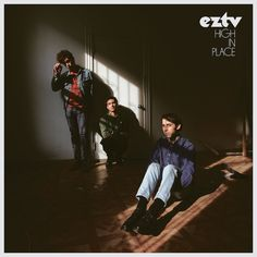 EZTV: High in Place - cover artwork
