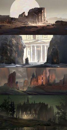 ArtStation - Sketches , Jordan Grimmer