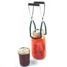 Norpro  Canning Jar Lifter  Designed to allow removal of any size canning jar from boiling water.
