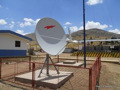 Andrew 1.8M (C-band) in Peru