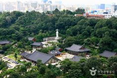 [Discovering Seoul] Temple Stay - Bongeunsa Temple