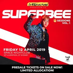 Thank you to those who signed up to be a part of the (82)culture experience you will have received an email with your exclusive PRE-SALE ticket link.  Note: Please make sure to check your spam.  To avoid disappointment make sure to get your tickets as soon as possible as there is limited allocation!  General Access PRE-SALE will be available from 5:00PM TODAY! Disappointment, Spam, Night Club, Liverpool, Ticket, Culture, Note, Link, Check