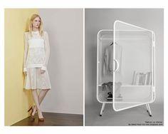 Mooi-Hip-Cool: Fashion vs interior - Mesh trend