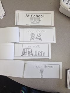 teaching good behavior in Kindergarten, rules at school, great for the first two weeks of school