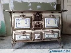 Risultati immagini per anciennes cuisinière à bois ou à charbon