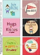 lunchbox love notes printable