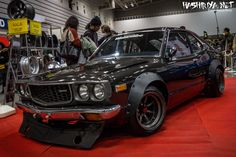 Classic Mazda RX-3 on Watanabes