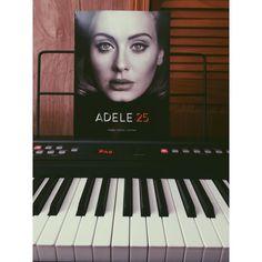 #adele25 #adelemusic #adelesheetmusic #adele #25 #greatestalbum #album #piano #pianosheetmusic #sheetmusic #music #beautifulmusic #universal #halleonard #hello #sendmylovetoyournewlover #imissyou #whenwewereyoung #remedy #waterunderthebridge #riverlea #loveinthedark #millionyearsago #alliask #sweetestdevotion #ilovepiano #musicislife #lovepiano #itshere by nickimosie
