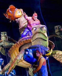 Animal Kingdom -- Finding Nemo, The Musical