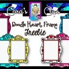 This clip art freebie is just in time for Valentine's Day!  Included in this set are 14 total frames.  There are a variety of festive colors and li...
