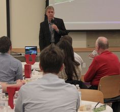 Thank you David Stirling, Co-founder of doTERRA for speaking with our alumni in Utah County.