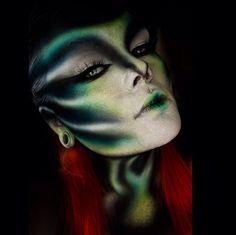 makeup halloween Gory special fx halloween makeup scary gross bloody