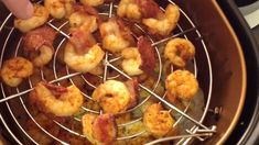 Cooked Shrimp Recipes In Air Fryer. Skinnytaste Delicious Healthy Recipes Made With Real Food. Home and Family Air Fryer Recipes Chicken Wings, Cooked Shrimp Recipes, Recipes With Soy Sauce, Indian Chicken Recipes, Chicken Parmesan Recipes, Healthy Soup Recipes, Chicken Broccoli, Noodle Recipes, Meal Recipes